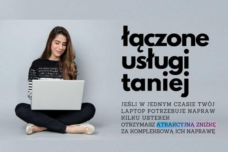 serwis laptopów warszawa promocja serwis komputerowy promocja